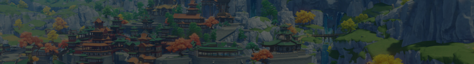Genshin Impact builds a better, more connected open world